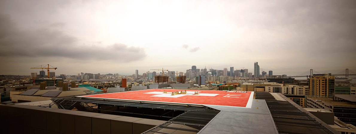 UCSF Benioff Children's Hospital Helipad | UCSF Medical Center at