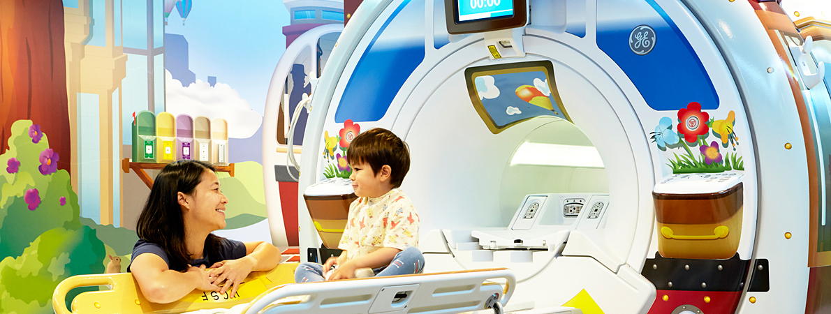 Got Scanxiety? New Patient-Friendly Imaging Suites Ease