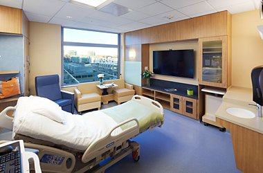 UCSF Betty Irene Moore Women's Hospital   UCSF Medical Center at