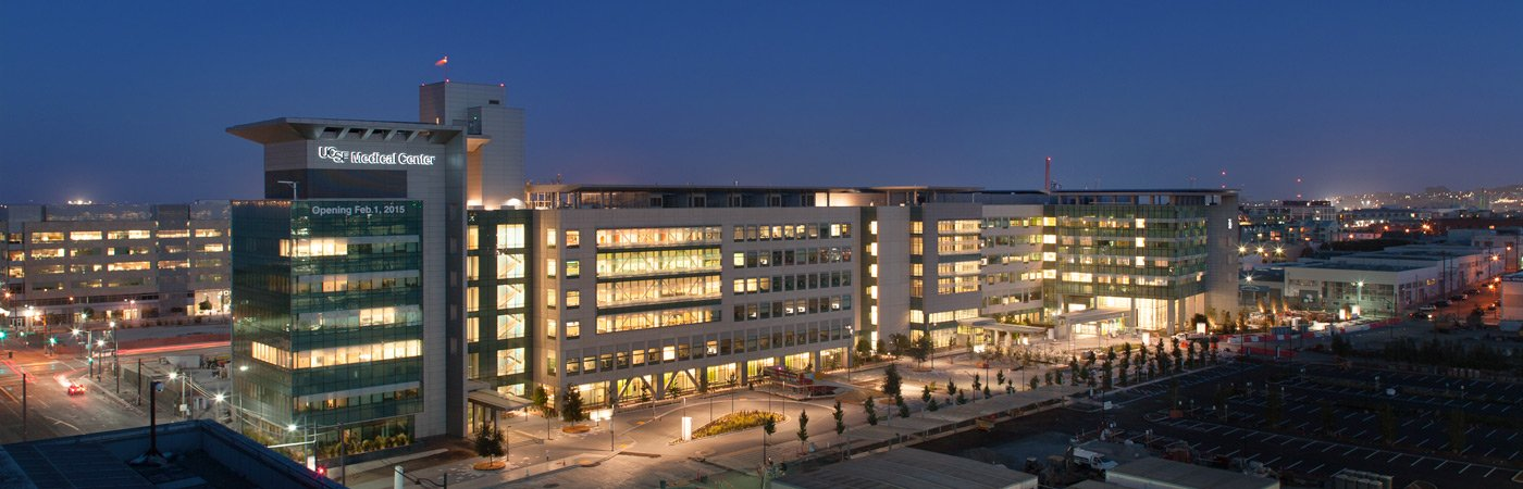 Outpatient Services at UCSF Medical Center at Mission Bay